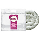 more details on Heart of House Goose Feather and Down 13.5 Tog Duvet- Double