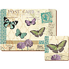 more details on Creative Tops Postcard Butterfly 6 Mats and Coasters.