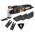 more details on Worx WX680 SDS Sonicrafter F30 Multi Tool - 350W