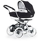 more details on Bebecar Stylo Class Combination Pushchair - Black Magic.