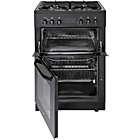 more details on Bush BUDFD60B Dual Fuel Cooker- Black.