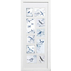 more details on Graham & Brown Feathered Friends Collectables Frame - Medium