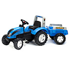 more details on Pedal Powered Landini Tractor and Trailer.