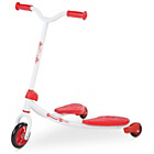 more details on Yvolution Y Fliker J2 Junior Scooter - Red.