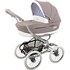 more details on Bebecar Stylo Class Combination Pushchair - Silver Mink.