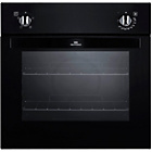 more details on New World 601F Single Electric Oven - Black.