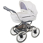 more details on Bebecar Stylo Class Combination Pushchair - Arctic White.