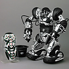 more details on Robosapien Chrome Robot.