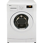 more details on Beko WM8120W 8KG 1200 Spin Washing Machine - Ins/Del/Rec.