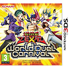more details on Yu-Gi-Oh! ZEXAL World Duel Carnival 3DS Game.