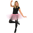 more details on Fancy Dress Ladies' Tutu - Light Pink - One Size.