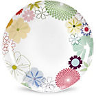 more details on Portmeirion Crazy Daisy 27.5cm Dinner Plate 4 Piece Set.