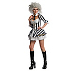 more details on Rubies Ladies' Secret Wishes Beetlejuice Costume - Small.