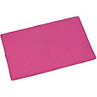 more details on Croydex Quick Dry Foam Bath Mat Small - Pink.