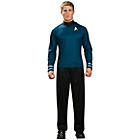 more details on Star Trek the Movie Mens Blue Shirt Large.
