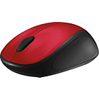 more details on Logitech M235 Wireless Mouse - Red.
