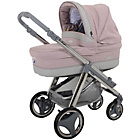 more details on Bebecar Ip-Op Evolution Combination Pushchair - Candy Floss.