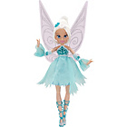 more details on Disney Fairy Deluxe Fashion Doll - Street Periwinkle.
