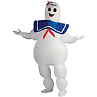 more details on Rubies Inflatable Stay Puff Ghostbusters Costume - Medium.