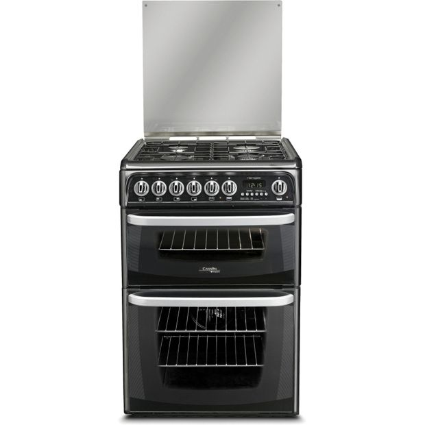 buy hotpoint cannon ch60gcik freestanding gas cooker. Black Bedroom Furniture Sets. Home Design Ideas