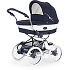 more details on Bebecar Stylo Class Combination Pushchair - Oxford Blue.
