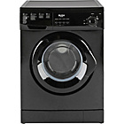 more details on Bush F621QB 6KG Washing Machine- Black/Ins/Del/Rec.