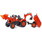 more details on Giant Tractor with Front Loader.