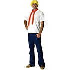 more details on Rubies Men's Scooby Doo Fred Costume - Medium.