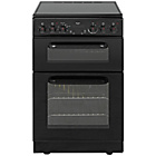 more details on Bush BETC50B Single Electric Cooker - Black/Ins/Del/Rec.