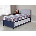 more details on Forty Winks Bibby Basic Shorty Slide Store Divan Bed.