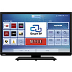 more details on Toshiba 32W3453DB 32 Inch HD Ready Freeview HD Smart LED TV.