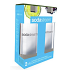 more details on Sodastream Grey 1L Bottles - Twin Pack.