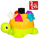 more details on Playskool Play Favourites Shapey Turtle.