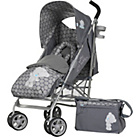 more details on Tiny Tatty Teddy Stroller Bundle - Grey.