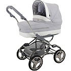 more details on Bebecar Stylo Combination Pushchair - Silver Shimmer.