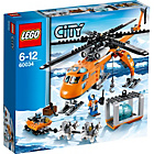 more details on LEGO® City Arctic Helicrane - 60034.