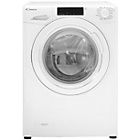 more details on Candy GV139TW3 9KG 1300 Spin Washing Machine - Ins/Del/Rec.