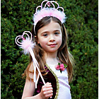 more details on Dress up by Design Tiara and Wand Set.