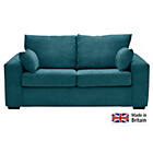 more details on Heart of House Eton Fabric Sofa Bed - Teal.
