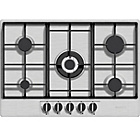 more details on Baumatic BHG720SS Gas Hob - Stainless Steel.
