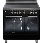 more details on Hoover HVD9395BL Electric Range Cooker with Hob - Black.