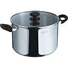 more details on Pyrex Pronto 20cm Stock Pot and Lid - Stainless Steel.