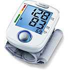 more details on Beurer Wrist Blood Pressure Monitor XL - BC 44.
