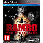 more details on Rambo the Videogame PS3 Game.