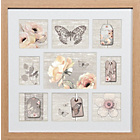 more details on Graham & Brown Botanical Collectables Wall Frame - Small.