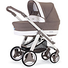 more details on Bebecar Ip-Op Evolution Combination Pushchair - Silver Mink.