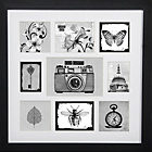 more details on Graham & Brown Treasured Trinket Collectables Frame - Small.