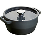 more details on Pyrex 24cm Slow Cook Round Casserole Dish - Grey.