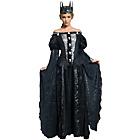 more details on Snow White and the Huntsman Ladies Ravenna Skull Dress 16-18