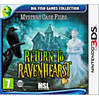 more details on Mystery Case Files: Return to Ravenhearst Nintendo 3DS Game.